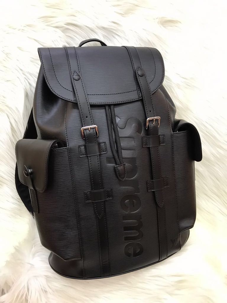 LOUIS VUITTON SUPREME BACKPACK